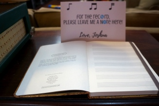 jammin-with-joshua-guestbook